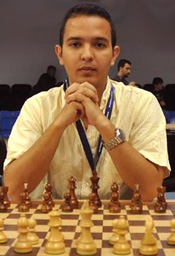 GM Sergio Barrientos Chavarriaga